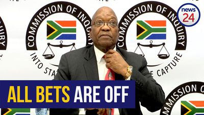 WATCH: Zuma considering 'being nasty to people' after dodging multiple assassinations