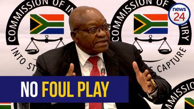 WATCH: 'State capture inquiry is an exaggeration' - Jacob Zuma