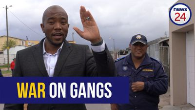 WATCH | Maimane in Bonteheuwel: We can't allow gangs to govern