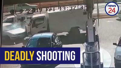 WATCH: Bullets fly during Mpumalanga cash-in-transit heist