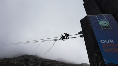 Behind the scenes of Table Mountain Cableway's maintenance period