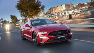 Everything you need to know about the upgraded Ford Mustang