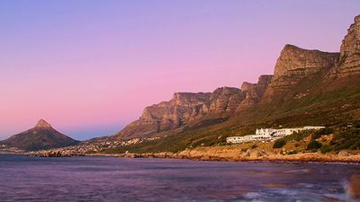 A decadent retreat to one of Cape Town's iconic stays - The Twelve Apostles Hotel and Spa