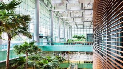 The world's most eco-friendly airports