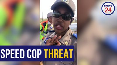 WATCH | 'You're stealing my phone' - scuffle with North West traffic cops caught on camera