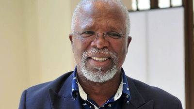 Dr John Kani on playing Rafiki in The Lion King