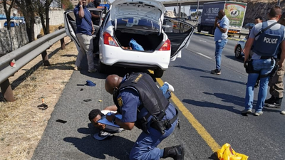 COPS FOIL CASH-IN-TRANSIT HEIST!