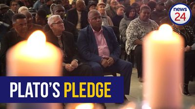 WATCH | Cape Town Mayor and men, gather for the safety of women.mp4