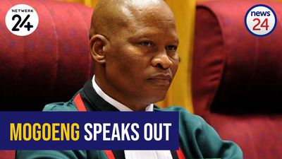 WATCH   Chief Justice Mogoeng speaks out on judiciary corruption claims
