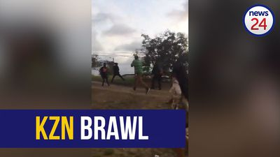 WATCH | Shots fired: Two injured in KZN gang brawl