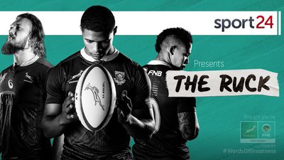 WATCH | 'The Ruck' Ep 6 - 'Damian Willemse can dazzle for Boks'