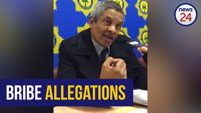 LISTEN | Top Cape cop denies being voice in this alleged bribe recording