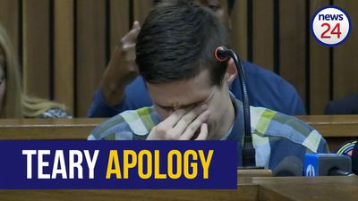 WATCH | Convicted rapist Nicholas Ninow recites apology poem ahead of sentencing