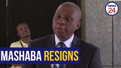 WATCH | 'It is not in my nature to wait for people to push me' - Mashaba on resignation