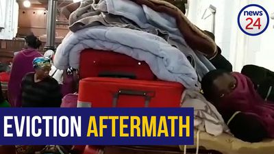 WATCH | Humanitarian group delivers nappies, blankets and food to refugees housed in CT church