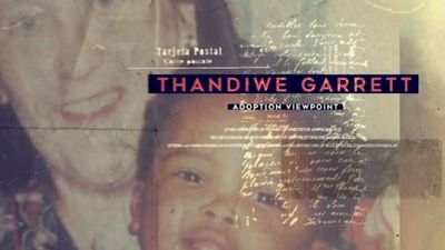 WATCH: Thandiwe shares her moving adoption story