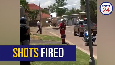 WATCH | Security guard airlifted to hospital after Hurlingham house robbery