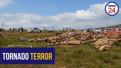 WATCH | 'There was timber flying' - KZN residents recall the moment destructive tornado hit