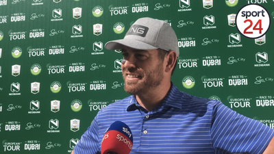 Oosthuizen responds to Gary Player's compliment on his swing
