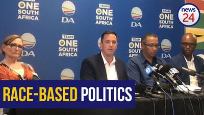 WATCH | Race does matter, but race-based policies have failed - John Steenhuisen