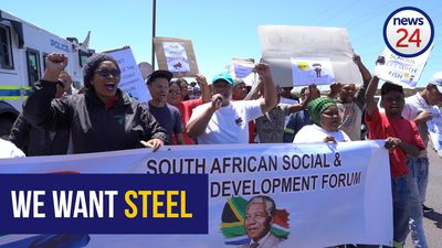 WATCH | West Coast livelihoods in danger as steel plant closes