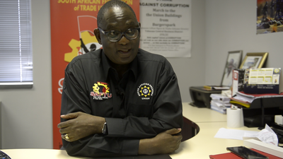 UNDER THE UMBREALLA: VAVI, WORKERS ARE DOOMED