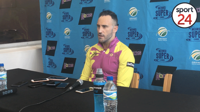 Faf wants to move on from all the 'crap' happening in SA cricket