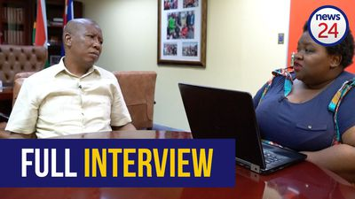 WATCH | FULL INTERVIEW: Malema on EFF's second NPA - and if he'll stand for 5 more years