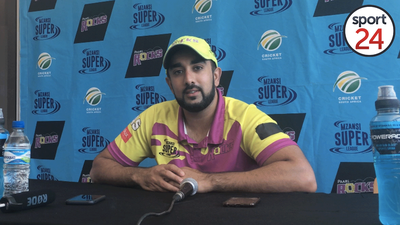 The Great Shamsi on wicket-taking magic tricks: My way of taking off pressure