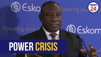 "WATCH | FULL SPEECH: Ramaphosa ""surprised and shocked"" with recent Stage 6 load shedding"