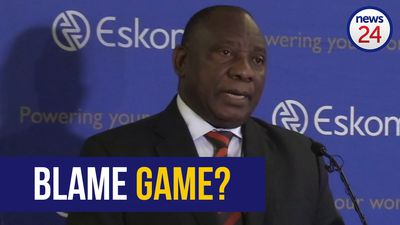 "WATCH | ""There has been a measure of sabotage involved in Eskom's load shedding crisis"" - Ramaphosa"