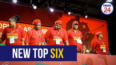 WATCH | Julius Malema wins EFF's top seat unopposed