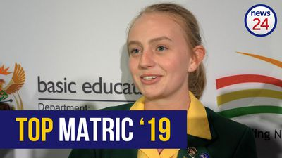 WATCH | Leader of the pack: Top 2019 matriculant, Madelein Dippenaar amped for BSc