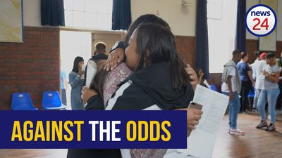 WATCH   Cape Town student defies the odds, passing matric despite being homeless
