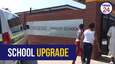 WATCH | First day of school at newly revamped Noordgesig Primary School