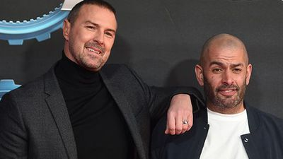'Top Gear' co-hosts Paddy McGuinness and Chris Harris share inside details about new season