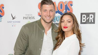 WATCH: Here's how Tim Tebow prepped for his wedding day