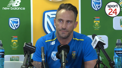 'Disappointed' Faf admits Proteas rebuilding will take some time