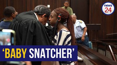 WATCH | 'She's innocent' - Kwahlelwa kidnapping accused's supporters gather outside court