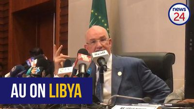 WATCH | African Union says it has tried to intervene in Libya