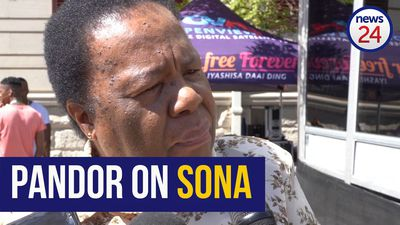 WATCH | 'Africa must feature greatly on this year's SONA' - Pandor