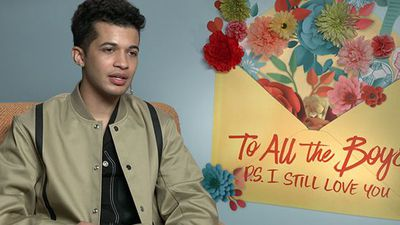 'P.S I Still Love You': Newcomer Jordan Fisher explains why his character is so likeable
