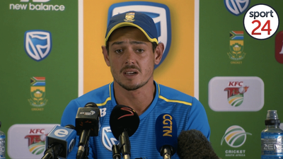 De Kock reflects on Warner Kingsmead incident: We have moved on