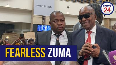 WATCH | 'I wouldn't lie about my health to avoid the courts' says Zuma upon return from Cuba