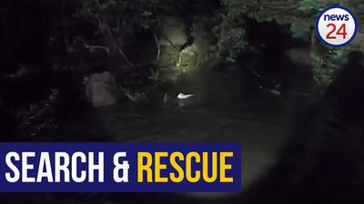 WATCH | Search and rescue mission conducted for woman who died in North Coast floods