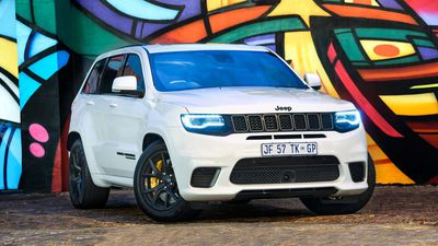 Jeep Trackhawk - Quick Review