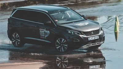 2020 South African Car of the Year testing