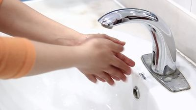 WATCH | Kids, learn the alphabet and how to wash your hands properly!