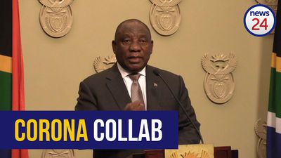 WATCH | Ramaphosa thanks opposition party leaders for working together to fight coronavirus