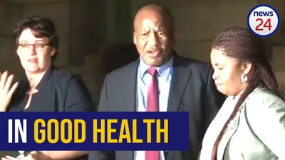 WATCH | Presidency says Ramaphosa is in good health after Rev Meshoe gets tested for coronavirus